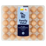 Family Value Caged Eggs