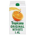 Tropicana Original Orange Juice With Bits