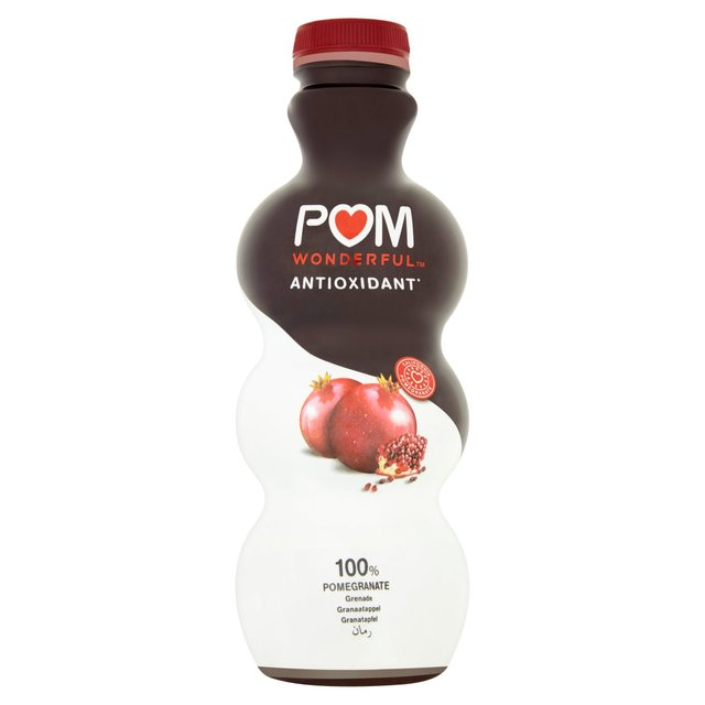 Morrisons: POM Wonderful 100% Pomegranate Juice 710ml ...
