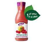 Innocent Apple & Raspberry Juice