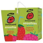 Innocent Kids Strawberry, Blackberry & Raspberry Smoothies