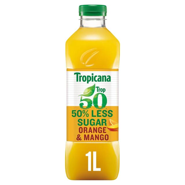 Tropicana Trop50 Orange & Mango Juice Drink