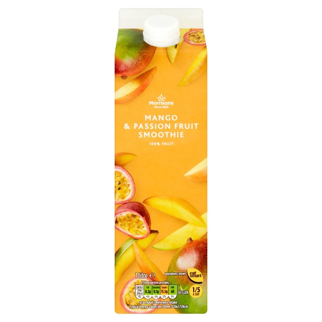 Morrisons Mango & Passion Fruit Smoothie