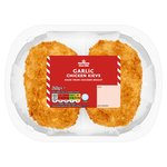 Morrisons 2 Garlic Breaded Chicken Kievs
