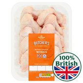 Morrisons British Chicken Wings