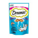 Dreamies Salmon Cat Treats
