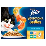 Felix Sensations Fish in Jelly