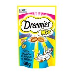 Dreamies Mix Salmon & Cheese Cat Treats