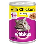 Whiskas Complete Can with Chicken in Jelly