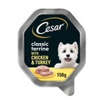Cesar Classics with Chicken & Turkey