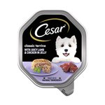 Cesar Classics with Lamb & Chicken in Jelly