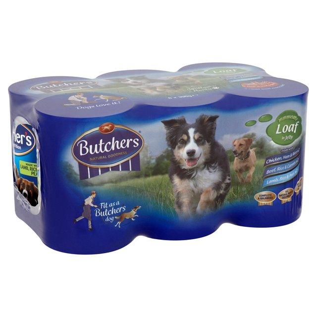 Morrisons Butchers Dog Food