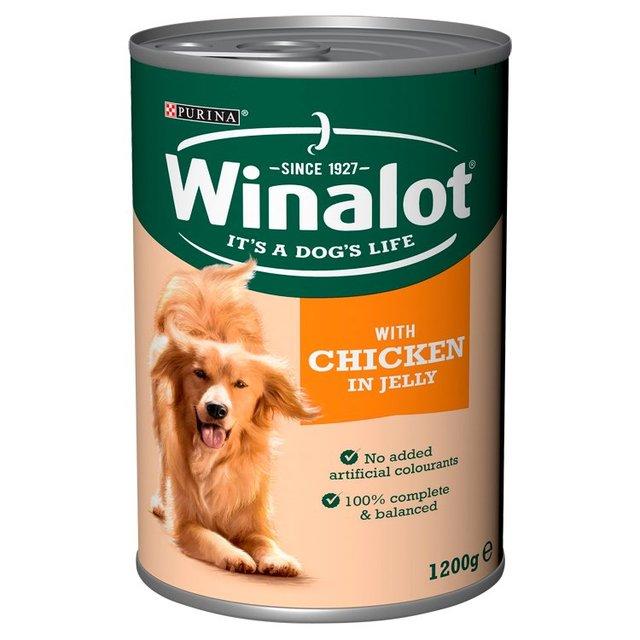 My Dog Food Ingredients