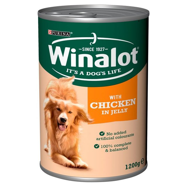 Winalot Dog Food From The S