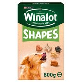 Winalot Shapes Dog Biscuit