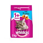 Whiskas Complete Dry Cat Food Tuna