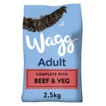 Wagg Complete with Beef and Veg
