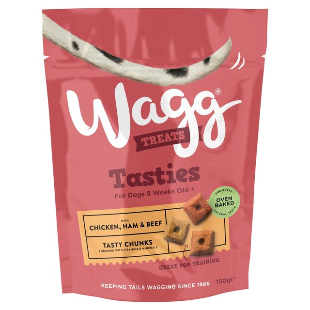 Wagg Tasty Chunks Dog Treats