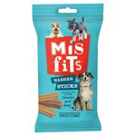 Misfits Nasher Sticks for Medium Dogs with Chicken & Beef 7's
