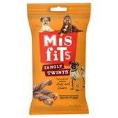 Misfits Tangly Twists with Beef & Cheese