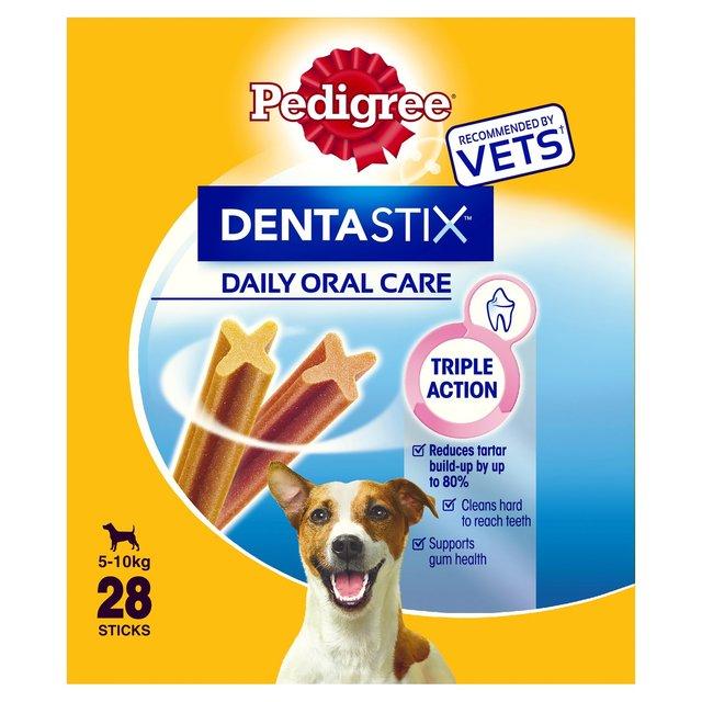 Morrisons Pedigree Dentastix Small Dog 4 X 110gproduct Information