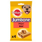Pedigree Jumbone Beef for Small Dogs