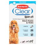 Bob Martin Clear Spot on for Med Dogs (1 treatment)