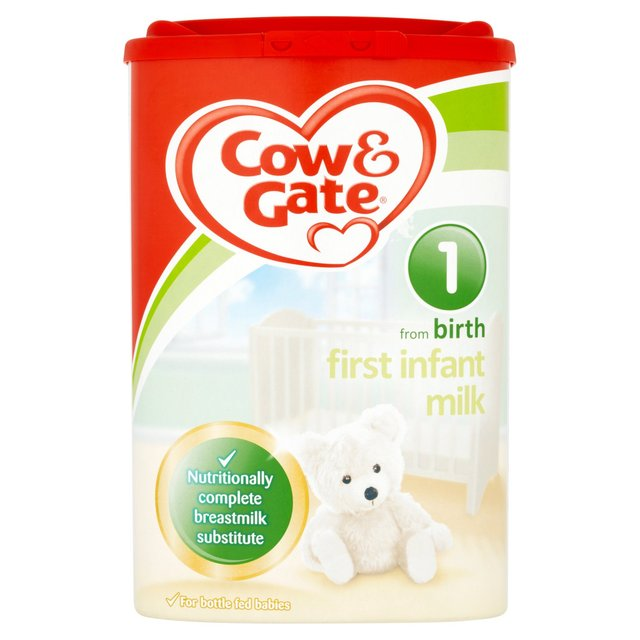 Morrisons: Cow & Gate First Milk Powder 900g(Product ...