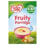 Cow & Gate 4 Mths+ Fruity Porridge