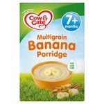 Cow & Gate 7 Mths+ Multigrain Banana Porridge