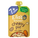 Ella's Kitchen Organic Cheesy Pie with Veggies