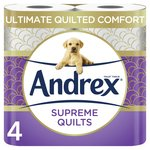 Andrex Supreme Quilts