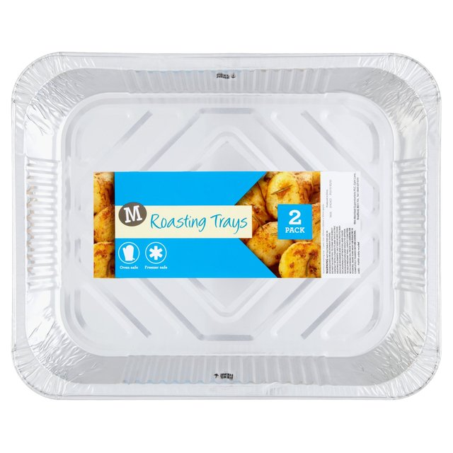 Morrisons Small Roasting Trays