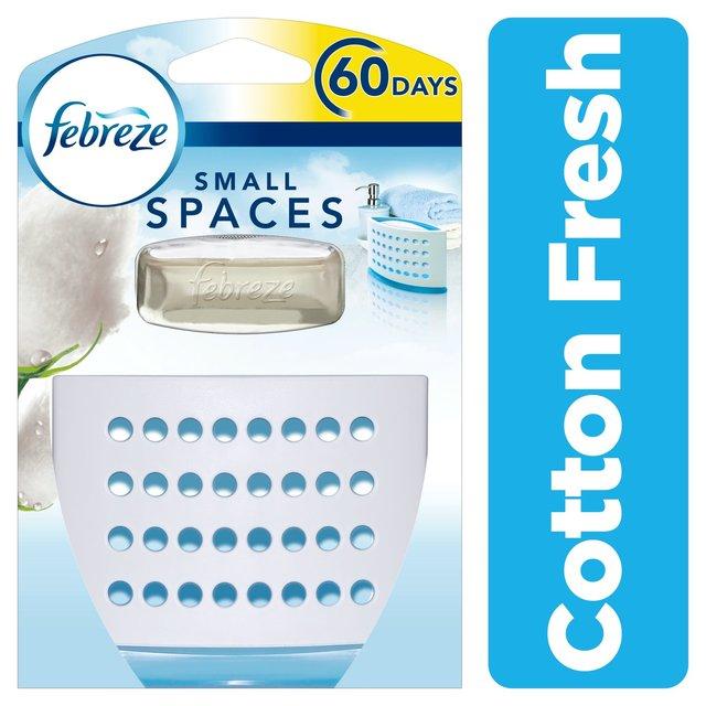 Morrisons: Febreze Set & Refresh Cotton Fresh Air Freshener Diffuser ...