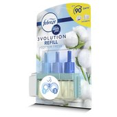 Ambi Pur 3Volution Air Freshener Plug-In Refill Cotton Fresh 20ml
