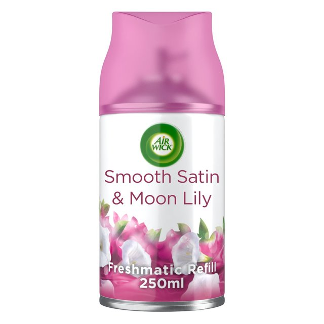 Airwick Freshmatic Refill Smooth Satin and Moon Lily