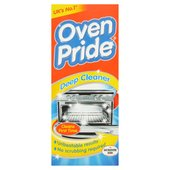 Oven Pride Oven Cleaning System