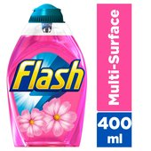 Flash Ultra Power Liquid Gel Multi Surface Cleaner Blossom & Breeze