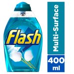Flash Cotton Fresh Liquid Gel All-Purpose Cleaner with Febreze