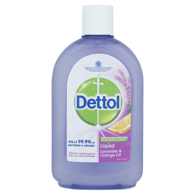 Morrisons Dettol Disinfectant Liquid Lavender Amp Orange