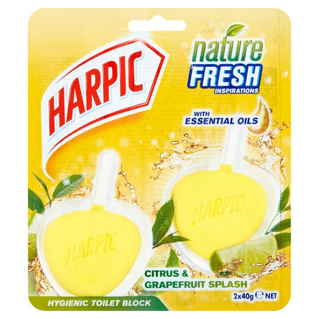 harpic flushmatic how to use
