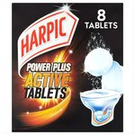 Harpic Power Plus Toilet Cleaner Tablets