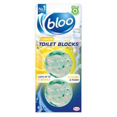 Bloo Acticlean Zesty Lemon with Bicarb