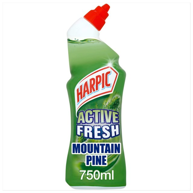 Morrisons Harpic Active Fresh Pine Cleaning Gel 750ml Product