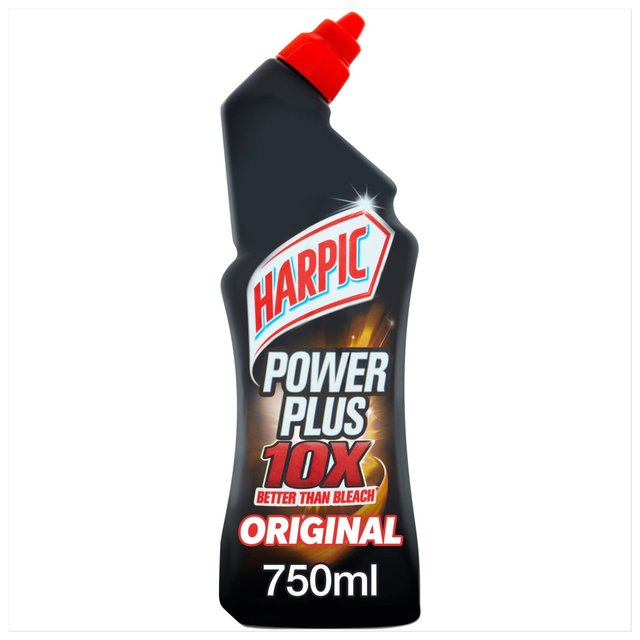 Harpic Power Plus Toilet Cleaner Original