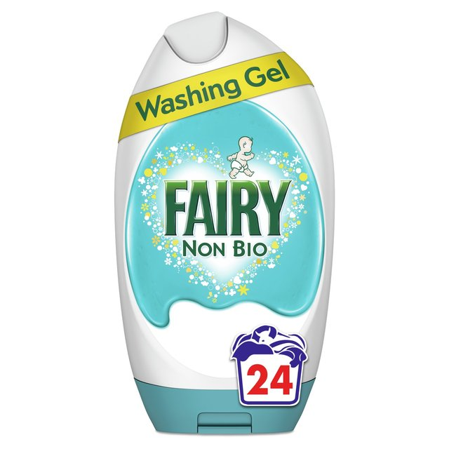 Morrisons: Fairy Non Bio Washing Gel 24 Washes 888ml(Product