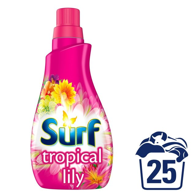 Surf Tropical Lily & Ylang Ylang Washing Liquid 25 Was