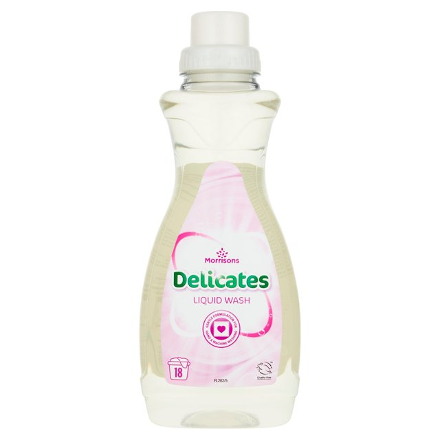 Morrisons Kind & Gentle Delicates Liquid 18 Washes