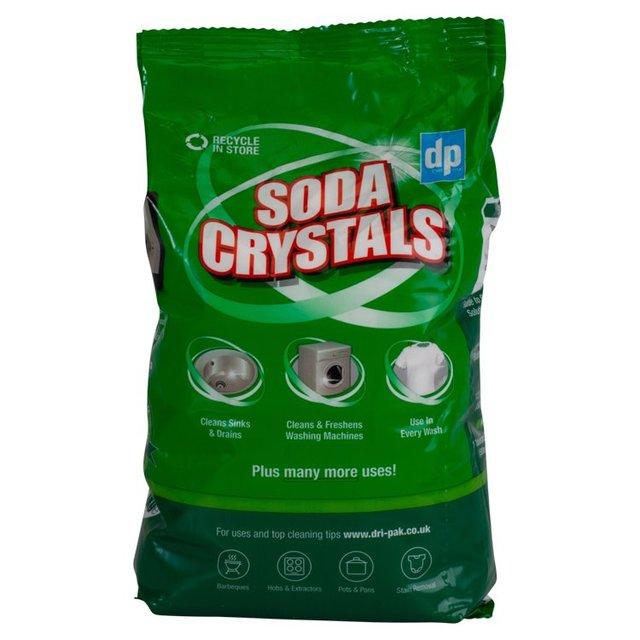morrisons dp soda crystals 1kg product information. Black Bedroom Furniture Sets. Home Design Ideas