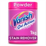 Vanish Oxi Action Fabric Stain Remover Powder